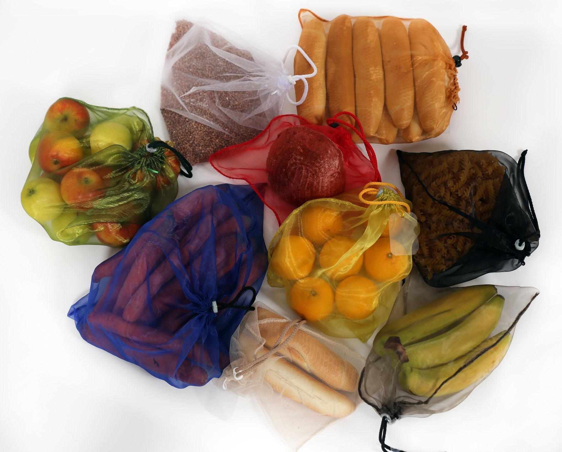 Nakupujte bez plastů