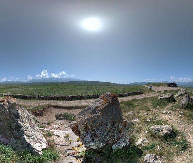 Stonehenge za Kavkazem II.